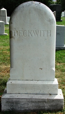 Edward Griffin Beckwith