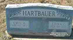 Edna Frieda Catherine <i>Schulze</i> Hartbauer