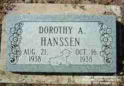 Dorothy Alberta Hanssen
