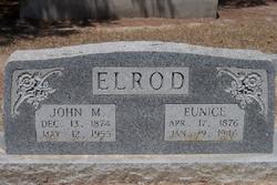 Eunice Elizabeth <i>Bryan</i> Elrod