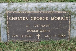 Chester George Morris