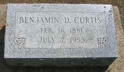 Benjamin Dwight Curtis