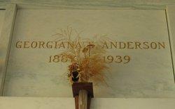 Georgiana <i>Swisher</i> Anderson