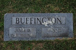 Fannie <i>Morris</i> Buffington