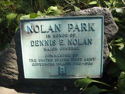Maj Dennis E. Nolan