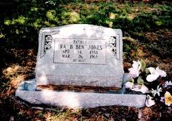 Ira Benjamin Jones