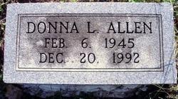 Donna Lee Allen