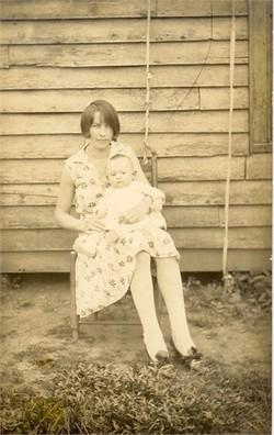 Letha Violet <i>Wells</i> Bishop