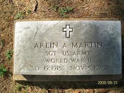 Arlin A. Martin
