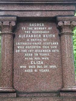 Eliza Keith