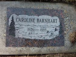 Caroline Barnhart
