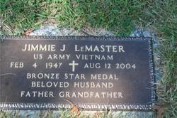 Jimmy J. LeMaster