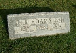 Ellis A Adams