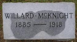 Willard McKnight