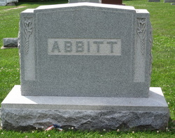 Annie J <i>Tweedy</i> Abbitt