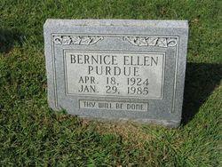 Bernice Ellen Purdue