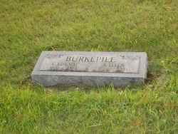 Rachel Ellen Ella <i>Parsons</i> Burkepile