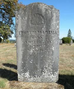Ephraim Adams