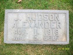 James Hudson Alexander