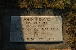 John Edward Davis