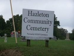 Hazleton Community Cemetery