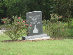 Bohannon Church Cemetery
