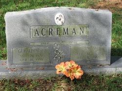 Geraldine Frances <i>Davis</i> Acreman