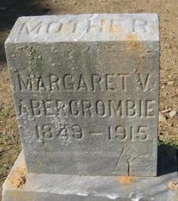 Margaret V. <i>Warden</i> Abercrombie