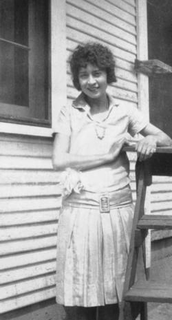 Annie Laura <i>Easterwood</i> DuBose