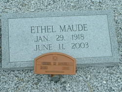 Ethel Maude <i>Bullard</i> Bowen
