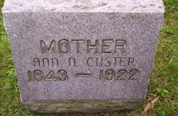 Ann <i>North</i> Custer