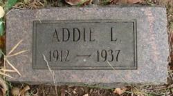 Addie L Borthwick