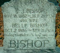 Mary Belle <i>Hawkins</i> Bishop