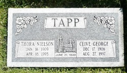 Clive George Tapp