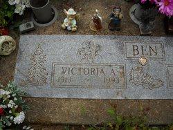 Victoria Abbie <i>Butler</i> Ben