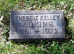 Thessie <i>Kelley</i> Adkins
