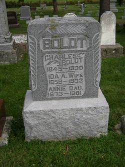 Ida A <i>Last</i> Boldt