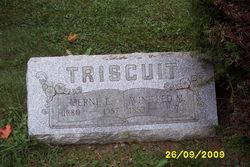 Verne E Triscuit