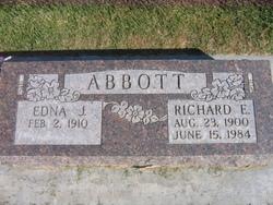 Edna Jane <i>Bassett</i> Abbott