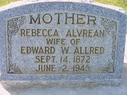 Rebecca Alvrean <i>Lemmon</i> Allred