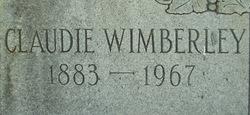 Claudie D. <i>Wimberley</i> Chance