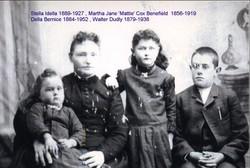 Martha A. Mattie <i>Cox</i> Dixon
