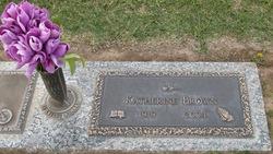 Jessie Katherine Brown
