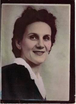 Alvina Antonia <i>Pregley</i> Bava