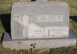 Margaret C Mabel Casey