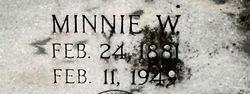 Iona Elizabeth Minnie <i>Weathers</i> Bardin