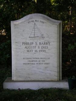 Philip Barry, Jr