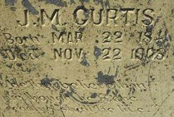 Rev James M. Curtis