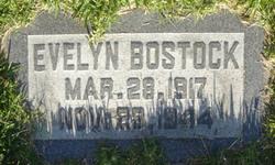Evelyn Bostock
