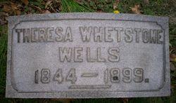 Theresa <i>Whetstone</i> Wells